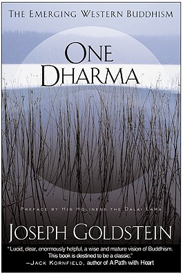 Image for One Dharma: The Emerging Western Buddhism