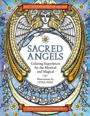 Image for Sacred Angels (Coloring Books for the Soul)