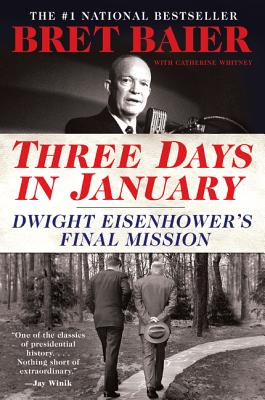Image for Three Days in January: Dwight Eisenhower's Final Mission