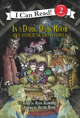 Image for IN A DARK, DARK ROOM AND OTHER SCARY STORIES (I CAN READ! LEVEL 1)