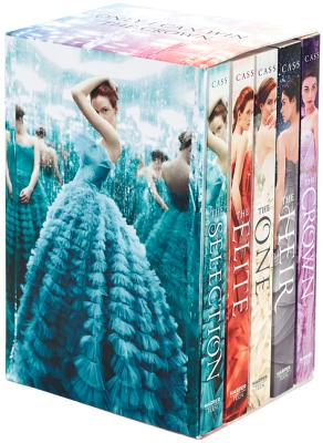 Image for The Selection 5-Book Box Set: The Complete Series