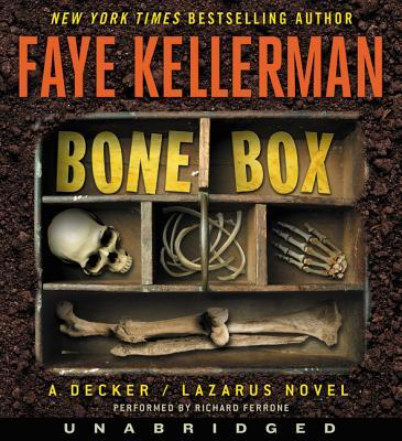 Image for Bone Box CD (Decker/Lazarus Novels)