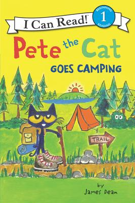 Image for Pete The Cat Goes Camping