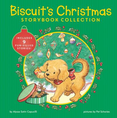 Biscuit's Christmas Storybook Collection (2nd Edition): Includes 9 Fun-Filled Stories!, Alyssa Satin Capucilli