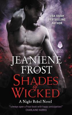 Image for Shades of Wicked: A Night Rebel Novel
