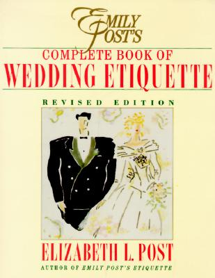 Image for COMPLETE BOOK OF WEDDING ETIQUETTE