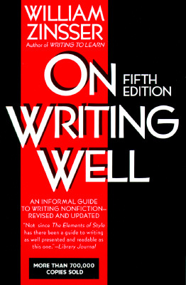 Image for On Writing Well 5ED