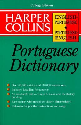 Image for Harper Collins Portuguese Dictionary: English/Portuguese,  Portuguese/English