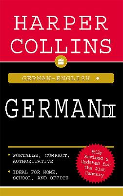 Image for HarperCollins German Dictionary: German-English/English-German