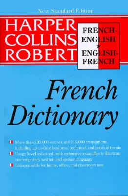 Image for Collins-Robert French-English, English-French Dictionary