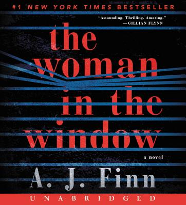 Image for The Woman in the Window CD: A Novel