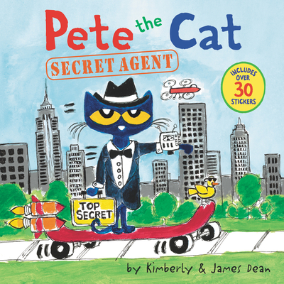 Image for PETE THE CAT: SECRET AGENT