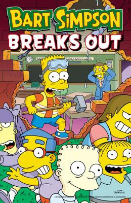 Image for Bart Simpson Breaks Out (Simpsons Comics)