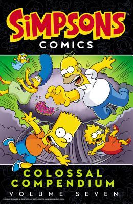 Image for Simpsons Comics Colossal Compendium: Volume 7