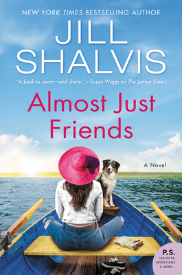 Image for Almost Just Friends: A Novel (The Wildstone Series)
