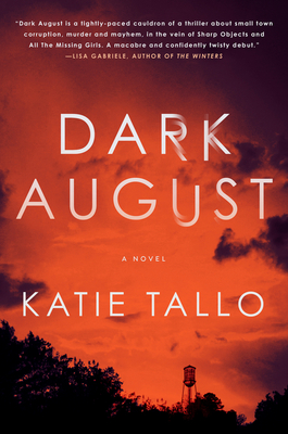 Image for DARK AUGUST