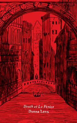 Image for Death at La Fenice: A Commissario Guido Brunetti Mystery