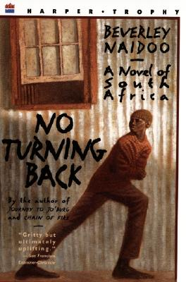 Image for No Turning Back: A Novel Of South Africa