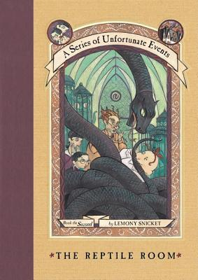 The Reptile Room (A Series of Unfortunate Events #2), Snicket, Lemony