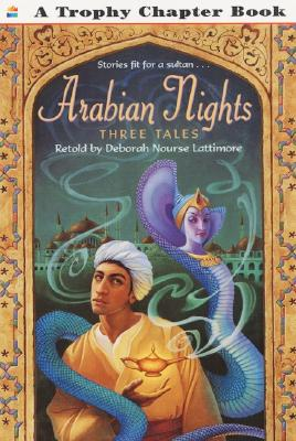 Image for Arabian Nights: Three Tales (Trophy Chapter Books)