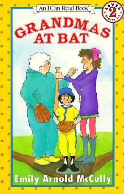 Image for Grandmas at Bat (I Can Read Level 2)