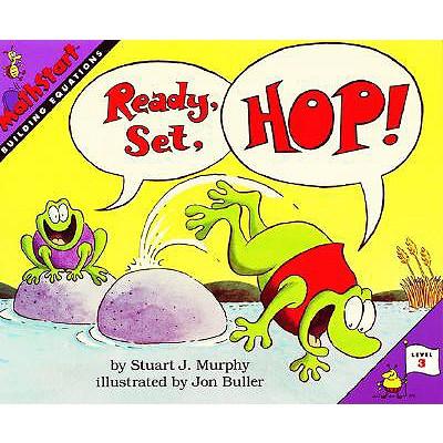 Ready, Set, Hop! (MathStart 3), Stuart J. Murphy