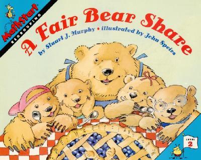 Image for A Fair Bear Share (MathStart 2)