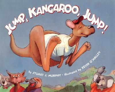 Image for Jump, Kangaroo, Jump! (MathStart 3)