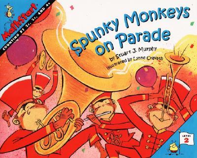 Image for Spunky Monkeys on Parade (MathStart 2)