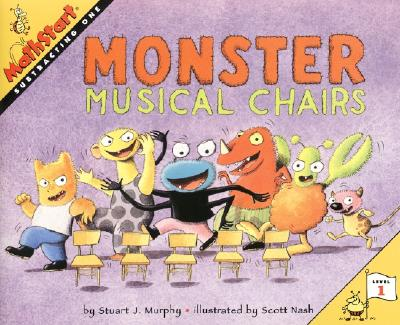 Image for Monster Musical Chairs (MathStart 1)