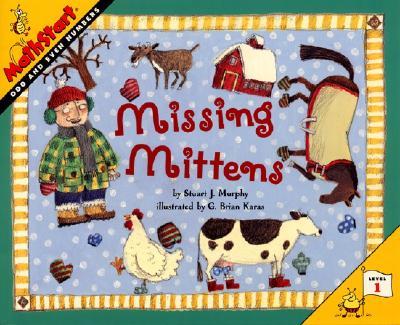 Image for Missing Mittens (MathStart 1)