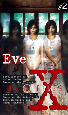 Image for Eve (X-Files #2)