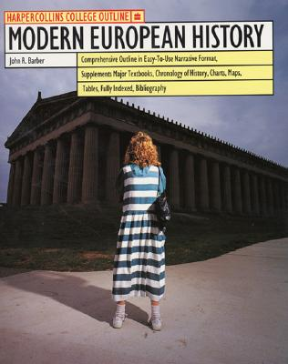 Image for Modern European History (Harpercollins College Outline Series)