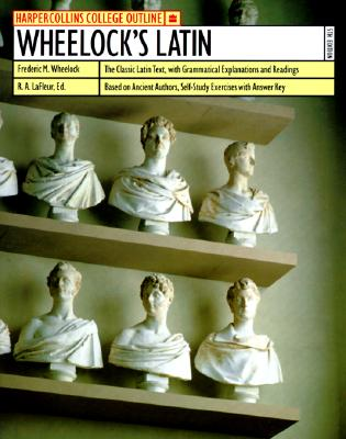 Image for Wheelock's Latin (Harpercollins College Outline)