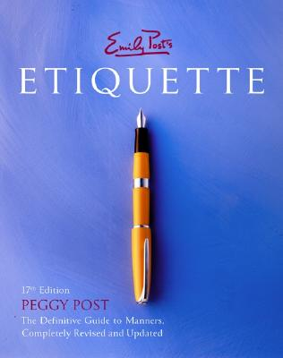 Image for Emily Post's Etiquette, 17th Edition (Thumb Indexed)