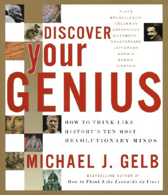 Image for Discover Your Genius: How to Think Like History's Ten Most Revolutionary Minds