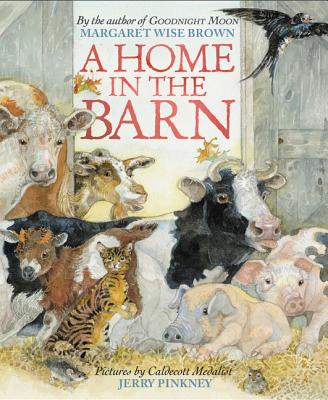 HOME IN THE BARN, BROWN, MARGARET WISE