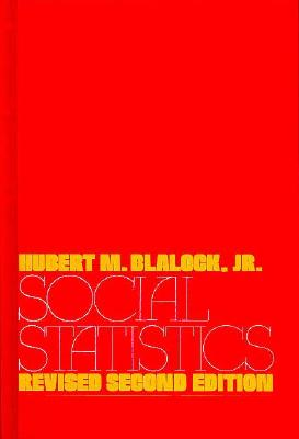 Image for Social Statistics (McGraw-Hill Series in Sociology)