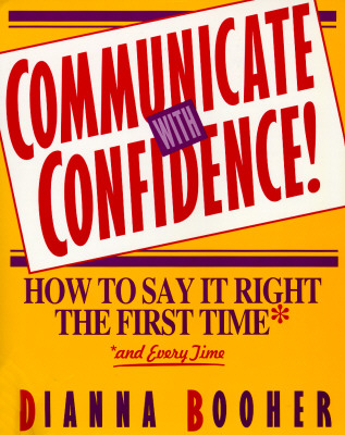 Image for Communicate With Confidence!