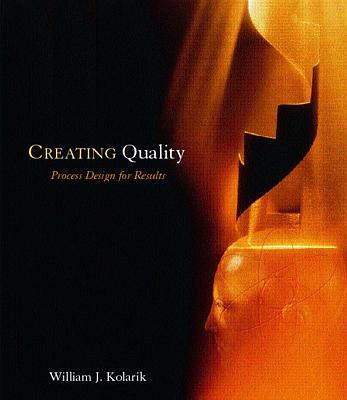 Image for Creating Quality Process Design for Results