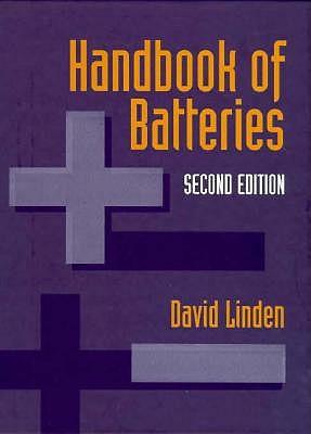 Image for Handbook of Batteries