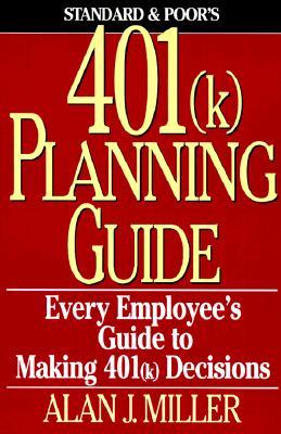 Image for Standard & Poor's 401K Planning Guide