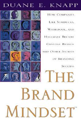The Brand Mindset, Knapp, Duane E.