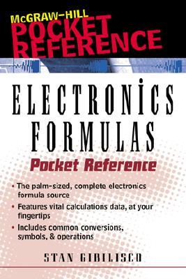 Image for Electronics Formulas Pocket Reference (Pocket References (McGraw-Hill))