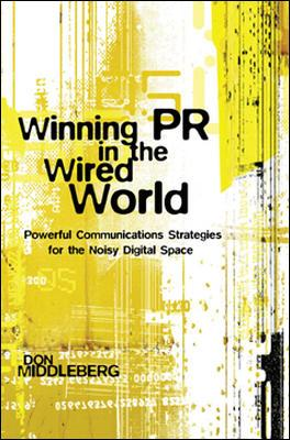 Image for WINNING PR IN THE WIRED WORLD : POWERFUL