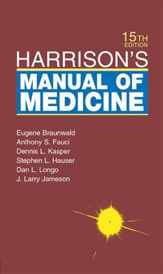 Image for Harrison's Manual of Medicine