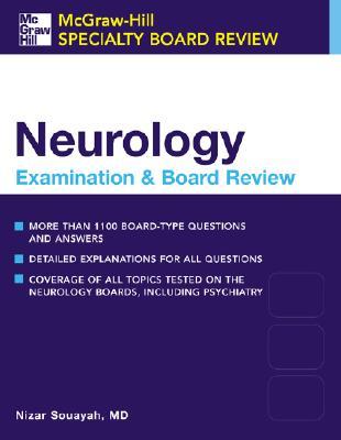 Neurology: McGraw-Hill Specialty Board Review Series, Souayah,Nizar