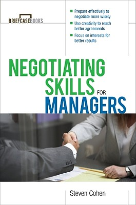 Image for Negotiating Skills for Managers