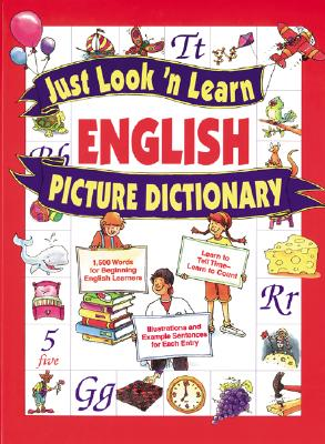 Just Look 'n Learn English Picture Dictionary, Hochstatter, Daniel J.