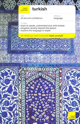 Teach Yourself Turkish Complete Course Audiopackage, Çelen Pollard, Asuman; Pollard, David; Celen-Pollard, Asuman